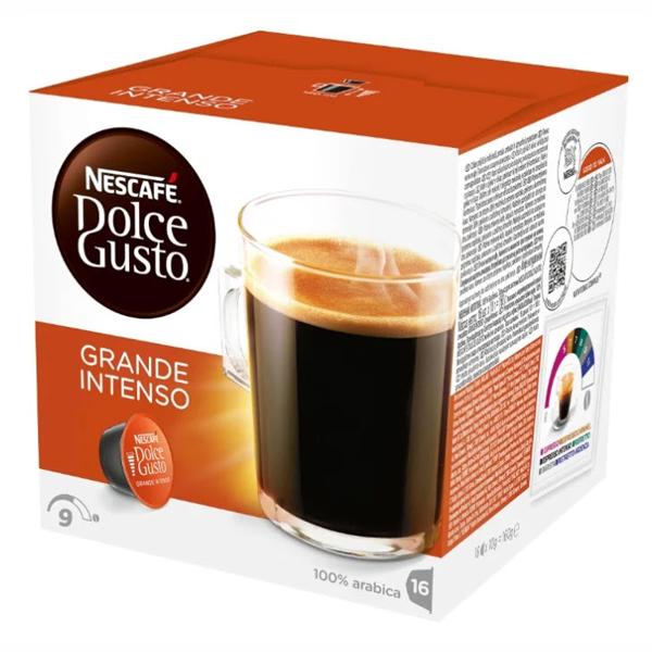 кофе Nescafe Intenso